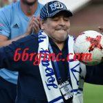 Legenda Sepakbola Argentina