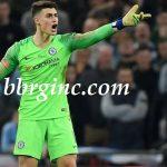 Kiper Chelsea Menentang Pelatih