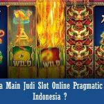 Gimana Main Judi Slot Online Pragmatic Play