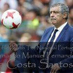 Profile Pelatih Tim Nasional Portugal Fernando Manuel Fernandes da Costa Santos